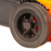 Rolux Lawnmower Magnum Rear Wheel 8''