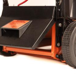Rolux Lawnmower Rear Guard Steel