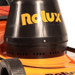 Rolux Lawnmower Motor Hood Black